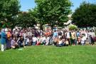 L'assessore Bove assieme alle partecipanti al corso dello scorso anno