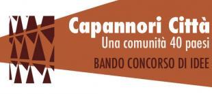 """Il logo del bando del concorso di idee """"Capannori Città"""""""