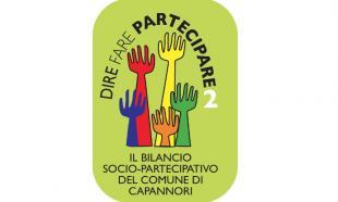 Il logo di Dire-fare-partecipare 2