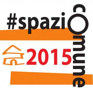 Il logo di #spaziocomune2015