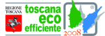 Il logo del premio Tosana eco efficiente 2008