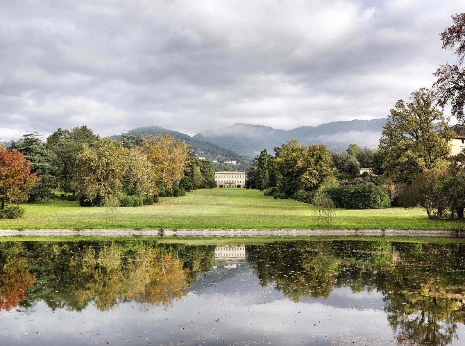 Progettare Il Giardino Da Soli : Da lucca in bus alla scoperta dei giardini della villa reale di